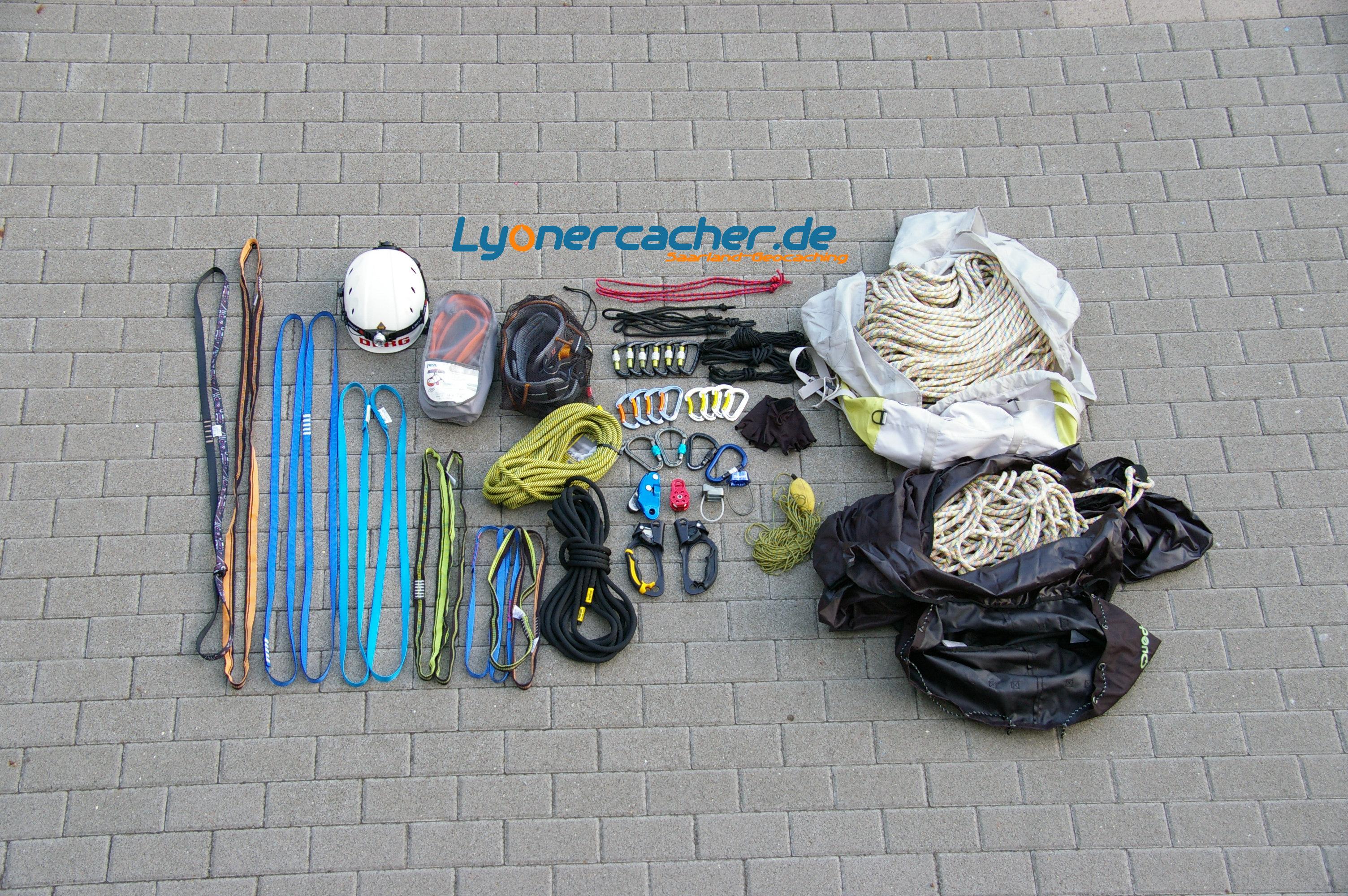Kletterausrüstung Decathlon : T kletterausrüstung u hier mein setup team dob dobine