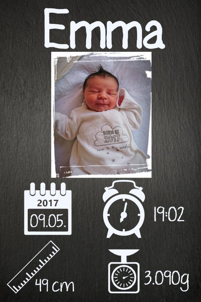 Geburtstafel